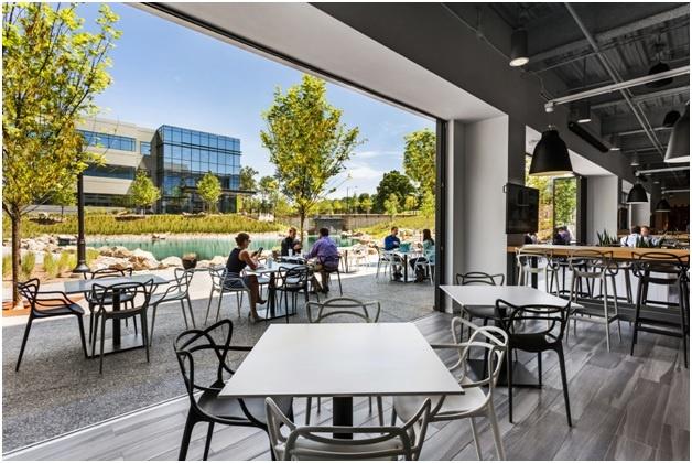 Open Air Workspace