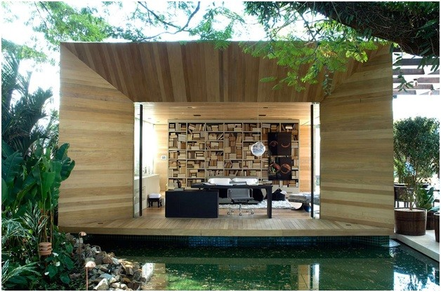 Perfectly Designed Outdoor Space