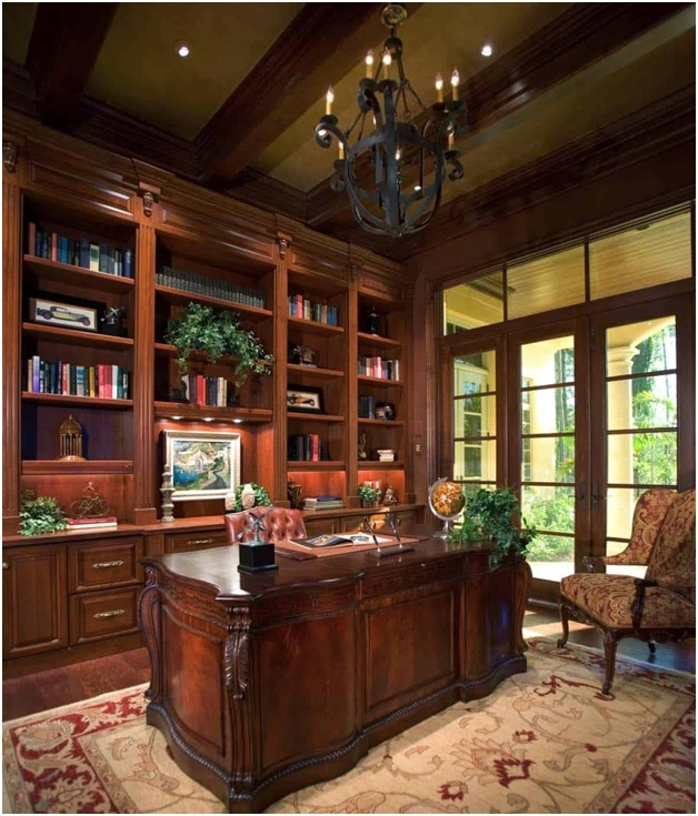 Style with Bookshelves